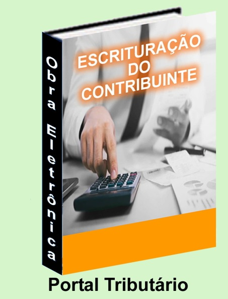 Escrituracao do Contribuinte